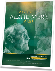 Alzheimer's Guide Cover