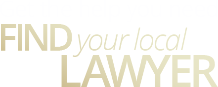 Find Your Local Lawyer