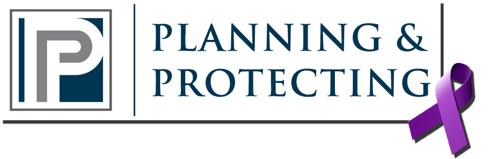 Planning & Protecting Logo